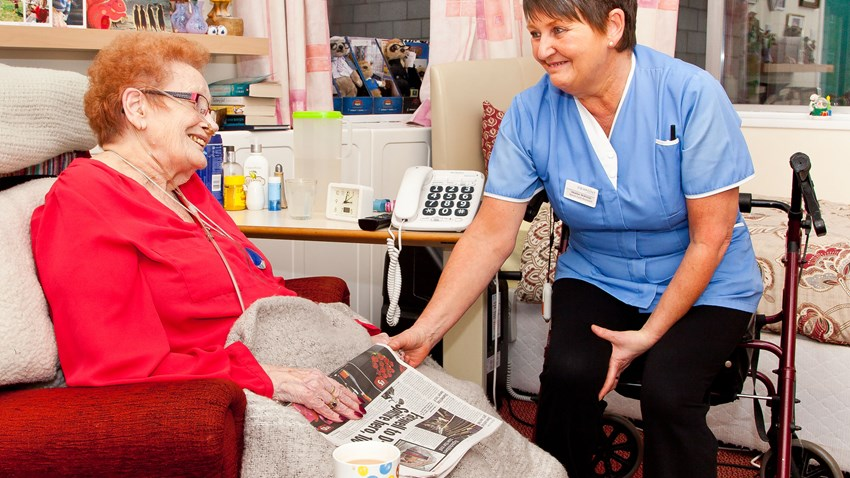Careers in care & housing