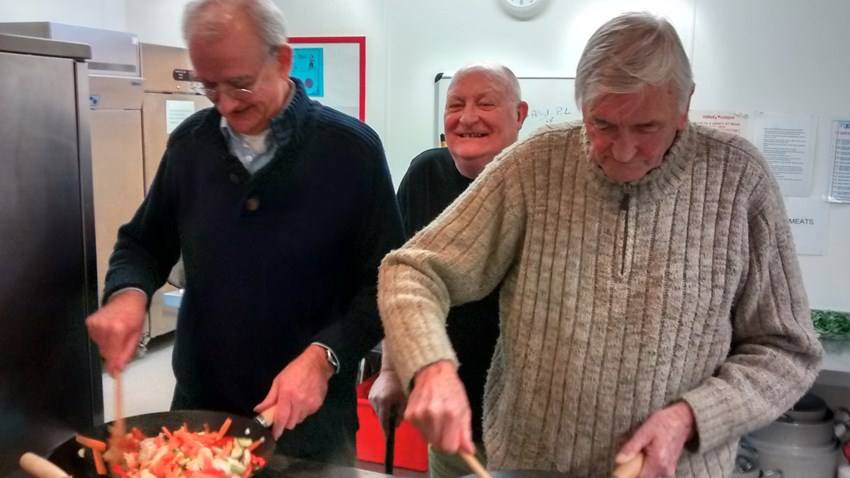 Viewpoint partners with Edinburgh Community Food