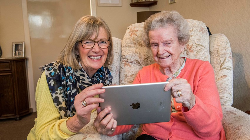 Boosting tenants' quality of life through technology