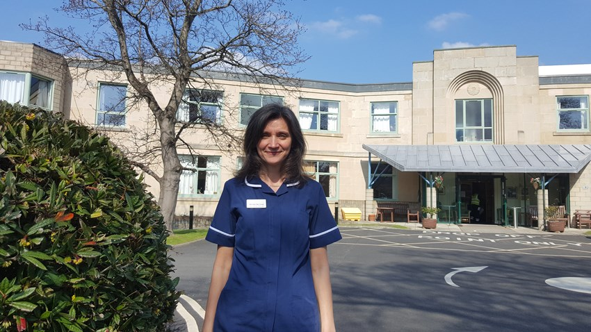 Introducing St Raphael's new Care Home Manager