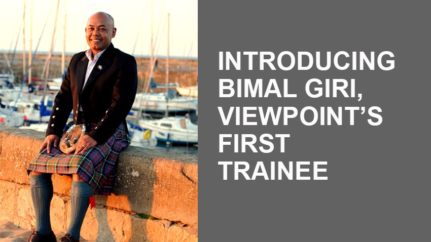 Bimal and life in Scotland